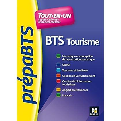 PREPABTS BTS Tourisme - Toutes les matières - Nº7