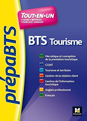 PREPABTS BTS Tourisme - Toutes les matires - N7