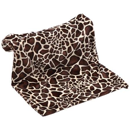 Trixie 43208 Liegemulde für die Heizung, Giraffenmuster, 48 × 26 × 30 cm