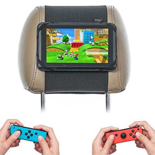 Switch Autohalterung TFY Kopfstützenhalterung für Nintendo Switch