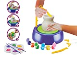 #6: Blossom Imaginative Arts Pottery Wheel Game Skill Development ,Learning & Education Game For Kids, Multi Color