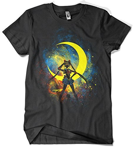 Camiseta Premium Sailor Moon - Moon Art