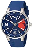 Puma Analog Blue Dial Men's Watch-PU1041...