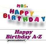 Happy Birthday Song - Namen S-Z