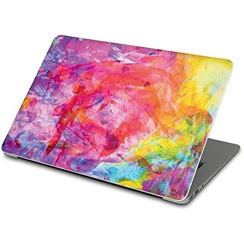 Apple MacBook Air 13 - Pellicola adesiva per portatile notebook ultrabook   Sticker adesivo - protezione adesiva cover tablet   Design Abstract Watercolor