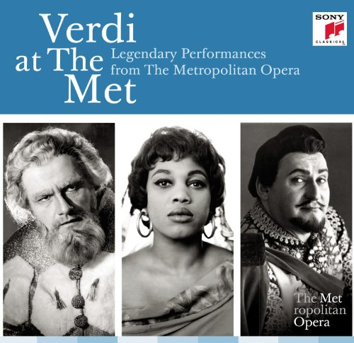 Verdi At The Met: Legendary Perf...