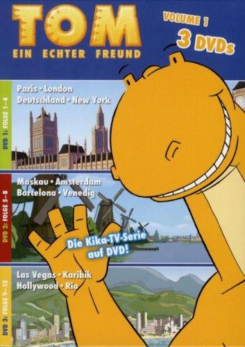 Box Vol. 1 (3 DVDs)