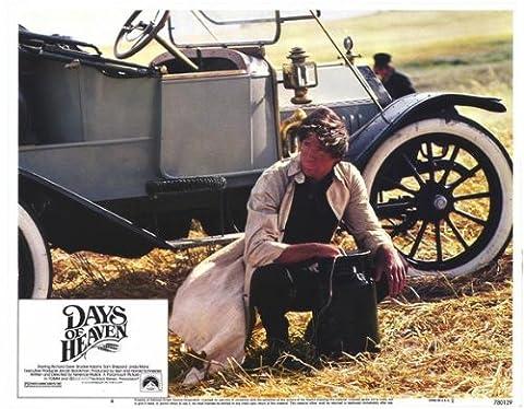 Days of Heaven Plakat Movie Poster (11 x 14 Inches - 28cm x 36cm) (1978) D (Brooke Adams Weihnachten)