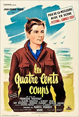 Image THE 400 BLOWS (aka THE FOUR HUNDRED BLOWS aka LES QUATRE CENTS COUPS), Jean-Pierre Leaud on French 1 - Everett Collection - cheap UK light store.