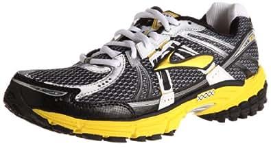 Brooks Men's Adrenalinegts12 M Yellow/Black Trainer 1101061D738 10.5 UK, 11.5 US