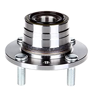 Scitoo 513030 Rear Wheel Hub Bearing Assembly fit Mercury Mazda 4 Lugs