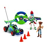 Disney Store - Toy Story - Ferngesteuertes Set mit Buzz & Woody