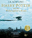 Harry Potter and the Philosopher's Stone: Illustrated Edition (Harry Potter Illustrated Edtn)