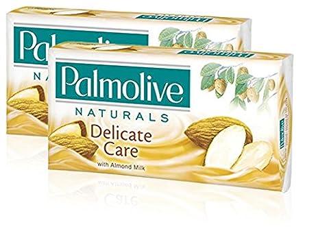 Palmolive Naturals Delicate Care Soap, 90g (6