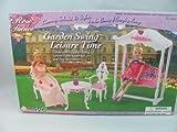 Barbie Size Dollhouse Furniture- Garden ...
