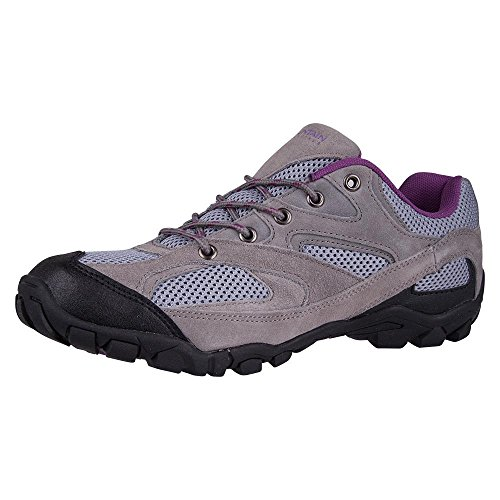 51TnkAxZzKL. SS500  - Mountain Warehouse Outdoor Womens Shoes - Ladies Walking Shoes