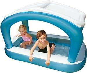 Intex 57423np piccola piscina rettangolare - Amazon piscina bambini ...