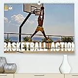 Basketball Action(Premium, hochwertiger DIN A2 Wandkalender 2020, Kunstdruck in Hochglanz): Basketball, das Tempospiel zwischen den Körben begeistert ... (Monatskalender, 14 Seiten ) (CALVENDO Sport)