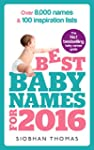Best Baby Names for 2016: Over 8,000...