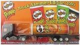 Pringles Nr. - Paprika - Scania - Sattelzug mit Chipsdose