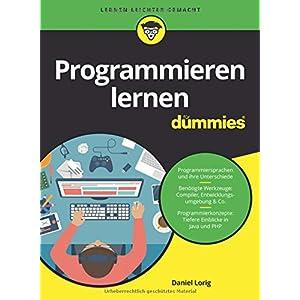 51TnnlfNfCL. SS300  - Programmieren lernen für Dummies