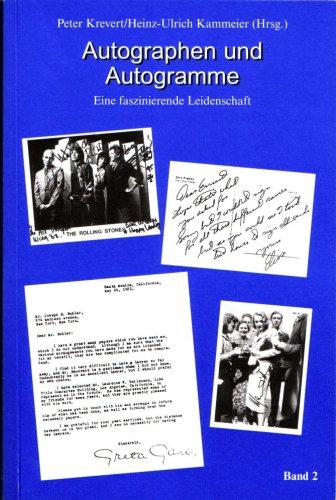 Autographen und Autogramme - Eine faszinierende Leidenschaft