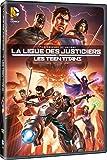 La Ligue des justiciers vs les Teen Titans - DVD - DC COMICS