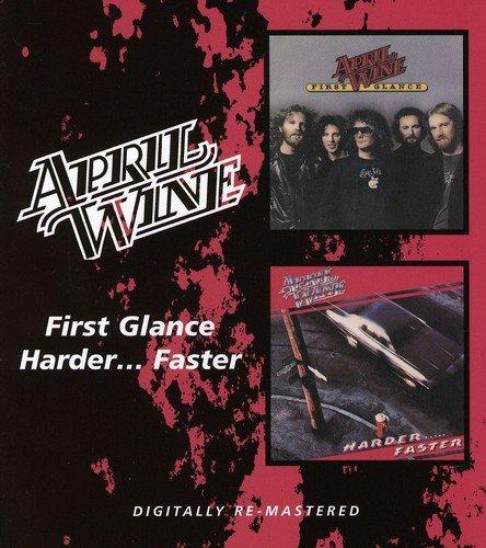 First Glance/Harder...Faster (Jerry Kanada)