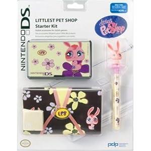 Nintendo DS Lite – Littlest Petshop Starter Kit, Häschen