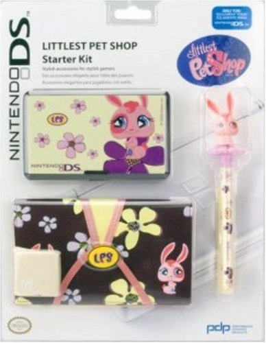 Nintendo DS Lite - Littlest Petshop Starter Kit, Häschen - Ds-littlest Pet Shop
