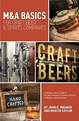 M&A Basics  For Craft Beer & Spi...