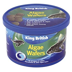 Sinclair Algae Wafers Fish Food from Monster Pet Supplies