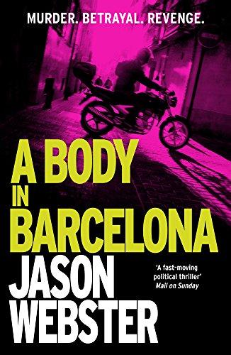 A Body In Barcelona (Max Camara 5)