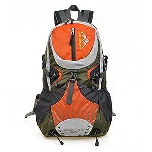 SKYSPER 30L Mochila Multifuncional de Senderismo Trekking Mochila Nylon Impermeable Morral Que acampa Mochila Viaje al…