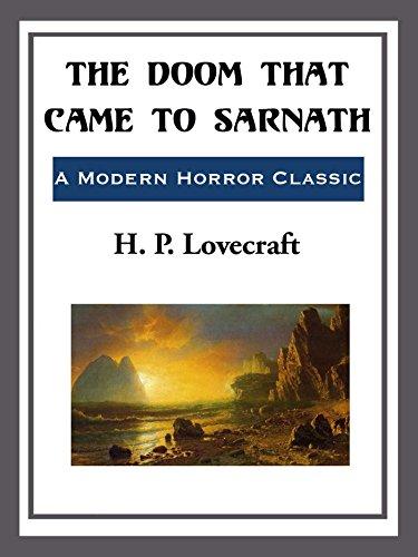 The Doom that Came to Sarnath (English Edition)