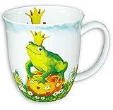 Tasse / Kaffeebecher / Becher - King Frog - Froschkönig / Frosch - Ambiente