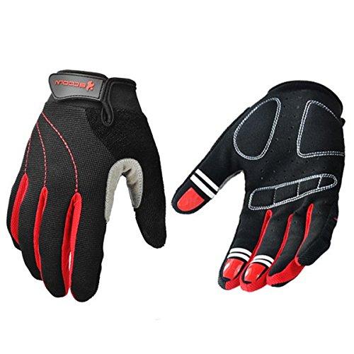 mamaison007-plein-air-unisexe-riding-gant-complet-finger-vlo-glove-xl-balck-rouge