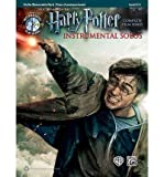 Harry Potter Instrumental Solos for Strings: Cello, Book & CD (Pop Instrumental Solo) (Paperback) - Common
