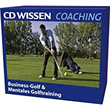 CD WISSEN Coaching - Business-Golf & Mentales Golftraining, 4 CDs