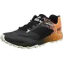 Merrell All Out Crush Tough Mudder Shoes Women orange 38 2017 Trail Running Schuhe EVloj