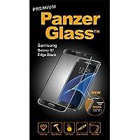 PanzerGlass 1048 - Protector de pantalla para Samsung Galaxy S7 Edge, color negro