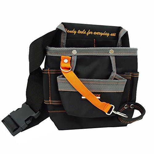 suyizn 8tasche da elettricista Pouch Oxford Strumento Borsa Tasca Cintura attrezzi zk44