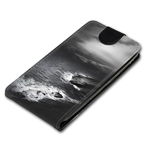 Vertical Alternate Cases Étui Coque de Protection Case Motif carte Étui support pour Apple iPhone 6 Plus/6S Plus – Variante ver38 Design 3