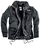 Black Premium by EMP Army Field Jacket Jacke schwarz L
