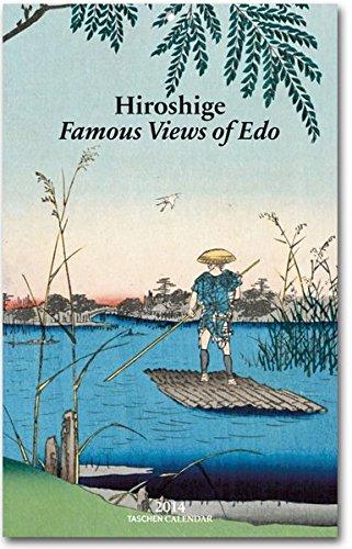 14 Hiroshige (Taschen Weekly Tear-off Calendars)