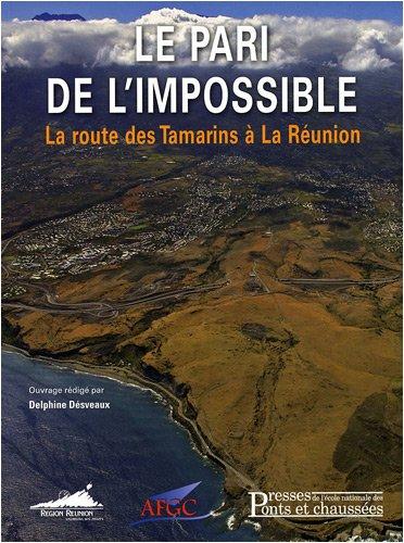 Le pari de l'impossible: La route des Tamarins à la Réunion par Delphine Désveaux