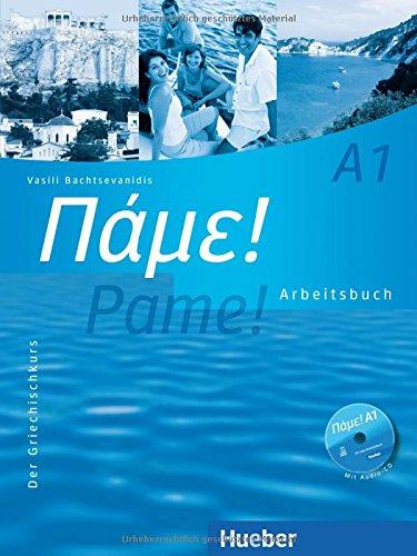 Preisvergleich Produktbild Pame! A1: Der Griechischkurs / Arbeitsbuch mit Audio-CD
