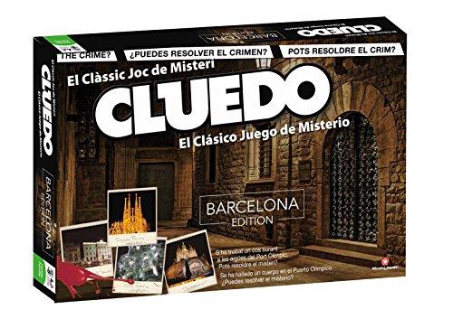 Eleven Force - Cluedo, edición Barcelona (82233)