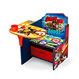 Paw Patrol Chair Desk with Storage Bin Standard