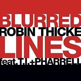 Blurred Lines (single)